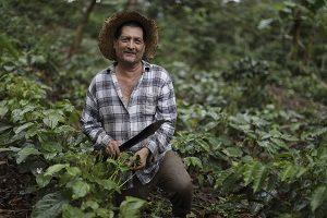 Juan Hurtado, San Ramón, Matagalpa Nicaragua. Foto CRS / Oscar Leiva