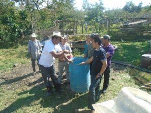 1El manejo y uso de los sub productos del café para generar ingresos, ahorrar costos y minimizar la contaminación ambiental